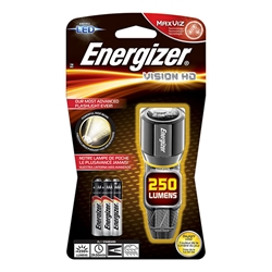 Energizer® Vision HD 3AAA Performance Metal Light