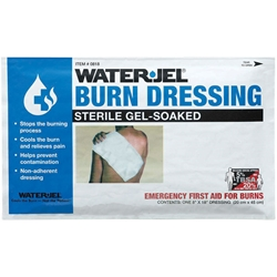 "Water-Jel® Burn Dressings, 8"" x 18"""