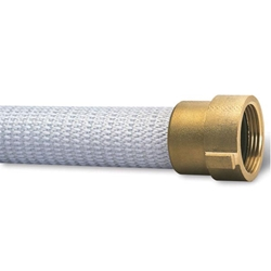 "100NSTFT FireTech™ Rack & Reel Hose, Brass NST Coupled, 1 1/2"" x 100, 1/Each"