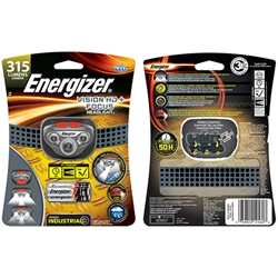 Energizer® Industrial Vision HD+ Focus LED Headlight