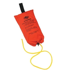 "Stearns® Ring Buoy Rope w/ Bag, 3/8"" x 90"