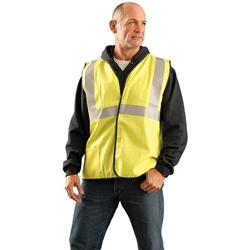 OccuNomix Class 2 Classic FR Solid Vest, Large