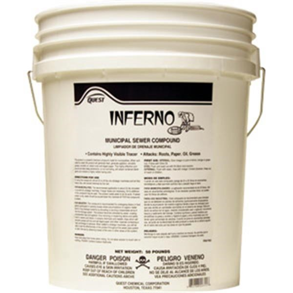 QuestSpecialty® Inferno Municipal Sewer Compound