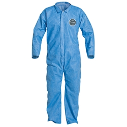 DuPont™ ProShield® 10 Coveralls w/ Open Wrists & Ankles, X-Large, Blue