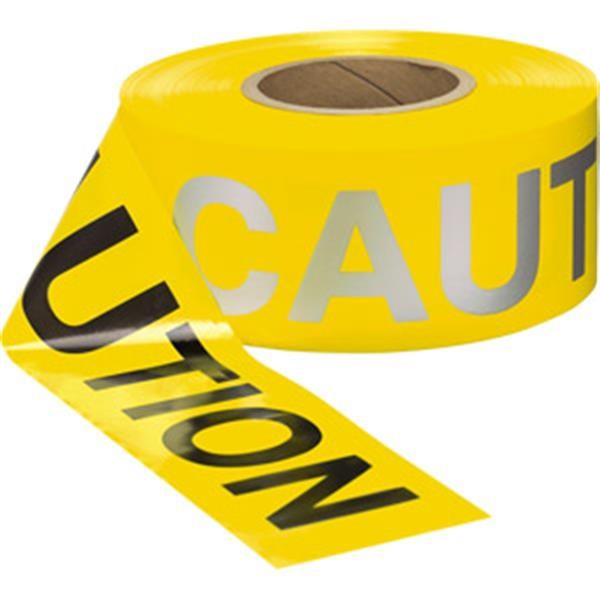 Presco Day/Night Caution Barricade Tape