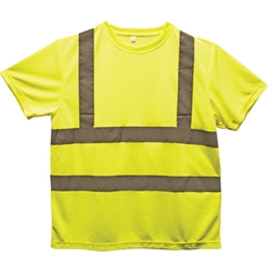 TruForce™ Class 2 Short Sleeve Safety T-Shirt, Large