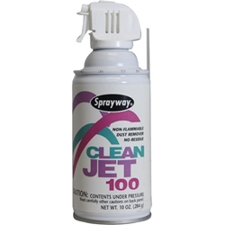 SW805SY Sprayway® Clean Jet 100 Canned Air