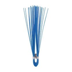 "Presco Marking Whiskers, 6"", Blue"